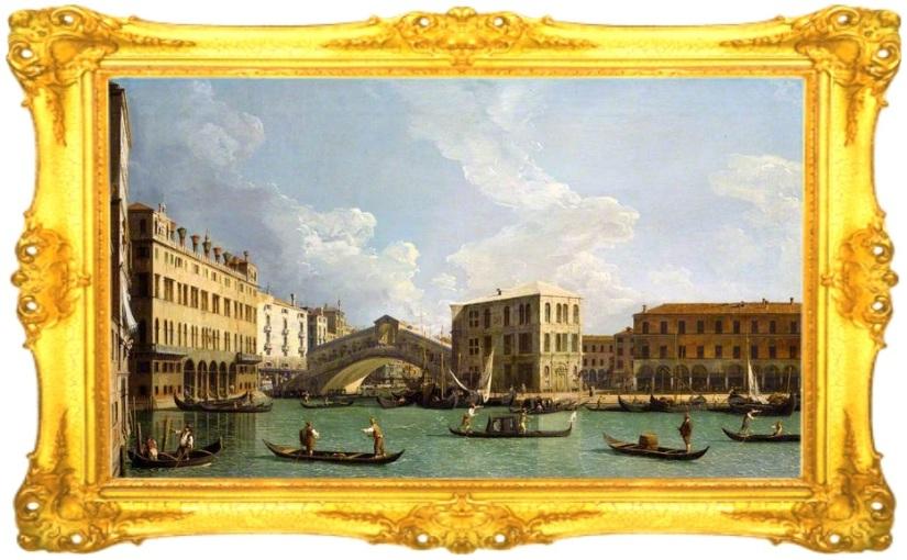 canaletto fondaco dei tedeschi in storia di rialto gioielleria meneghetti venezia.jpg