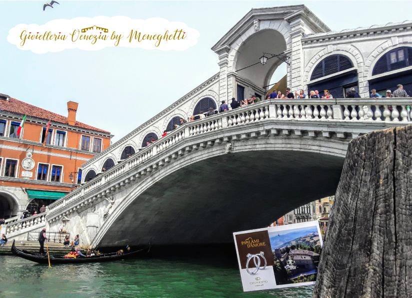 Gioielleria Venezia by Meneghetti Chimento Ponte di Rialto parlami d'amore.png