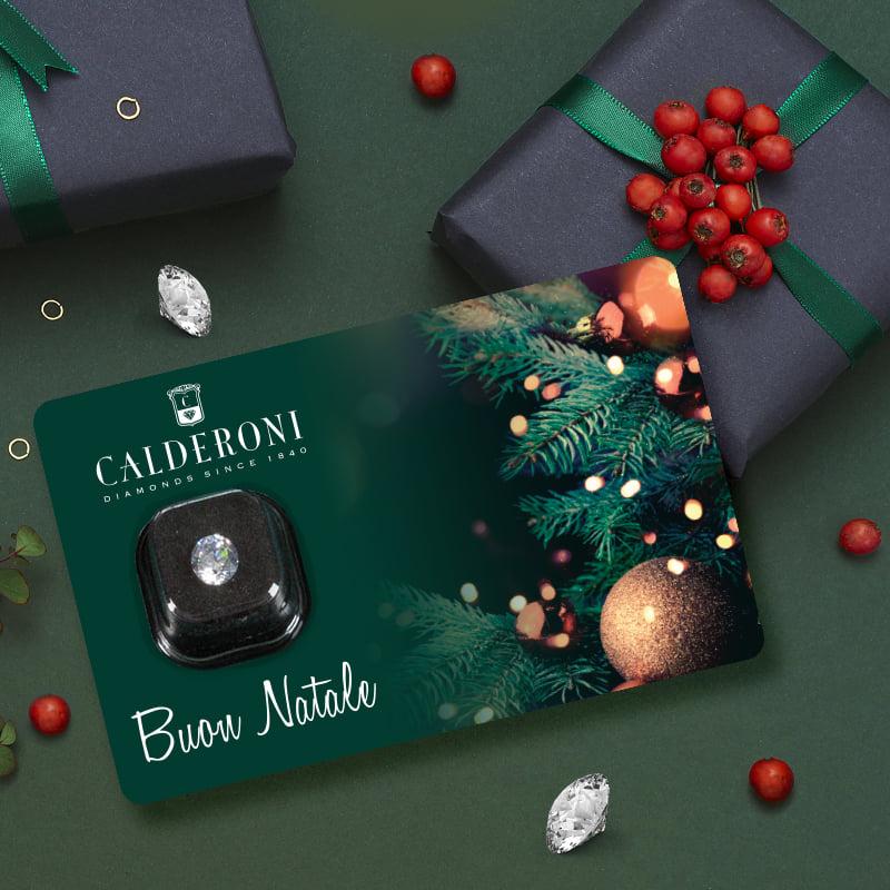 02 Calderoni & Oreficeria Meneghetti Venezia diamanti Blister Christmas Edition