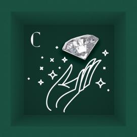 05 Calderoni & Oreficeria Meneghetti Venezia diamanti Blister Christmas Edition