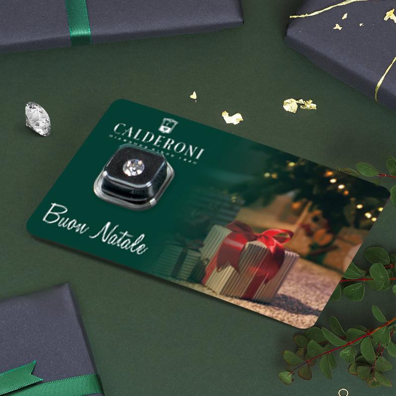 06 Calderoni & Oreficeria Meneghetti Venezia diamanti Blister Christmas Edition